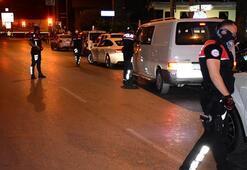 İzmirde sokağa çıkma kısıtlamasına uymayan 2 bin 333 kişiye ceza