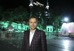 Vali Ali Yerlikayadan İstanbullulara teşekkür