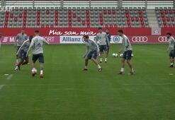 Bayern Münih hazırlıklarına devam ediyor