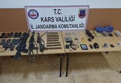 3 PKK'lı terörist silah ve teçhizatlarıyla birlikte ölü olarak ele geçirildi