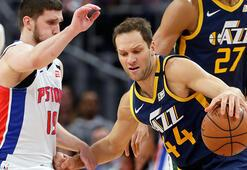 Utah Jazzda Bojan Bogdanovic sezonu kapattı