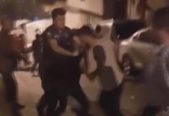 Gaziosmanpaşada kavga: Polis havaya ateş açtı