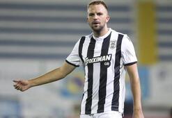 Trabzonspordan Sosanın yerine Misic sürprizi