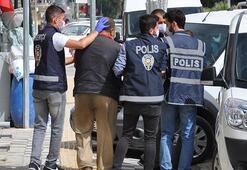 Çanakkalede uyuşturucu operasyonunda 4 şüpheli gözaltına alındı