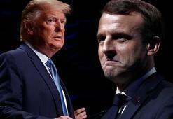 Trump ve Macrondan kritik Libya görüşmesi