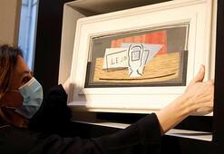 1 milyon euro değerinde çekiliş Dünyaca ünlü tablonun sahibi oldu