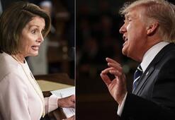 Pelosi Trumpa şişko dedi ortalık karıştı Trumpın cevabı sert oldu...