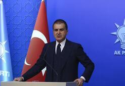 AK Parti Sözcüsü Çelik: İzmirde bazı camilerimize yapılan saldırıları lanetliyoruz