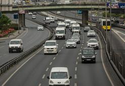 Son dakika: İstanbulda trafikte yoğunluk