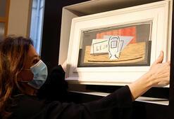 Oğlunun hediye ettiği biletle çekilişe katıldı, Picasso tablosu kazandı