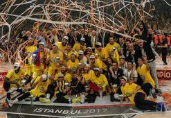 Fenerbahçeden Galatasaraya En büyük kupa göndermesi