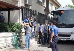 Bursada zehir tacirlerine operasyonu Çok sayıda gözaltı var