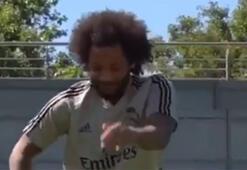 Real Madridin TikTok hesabında Marcelo rüzgarı...