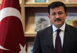 AK Parti Dağ gündeme ilişkin değerlendirmelerde bulundu