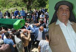 Son dakika... Corona virüsü yenen Jirki Aşiretinin ileri gelenlerinden Mehmet Adıyaman toprağa verildi