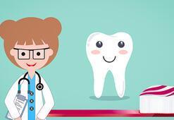 Dişlerimize yakından bakalım çürük var mı