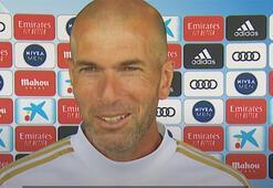 Zidanedan açıklama: Bu sezonu en iyi şekilde bitireceğiz