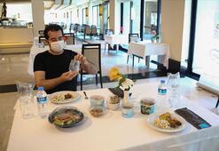 İşte normalleşme sürecinde yeme içme tesislerinde uygulanacak önlemler