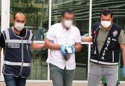 Kendini Komiser Murat olarak tanıtan dolandırıcı Antalya'da yakalandı