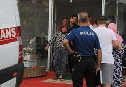 Antalyada silahlı saldırı