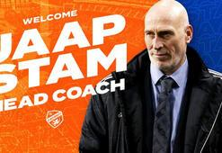 Jaap Stam, Cincinnatinin teknik direktörü oldu