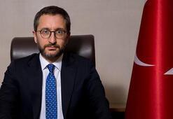 İletişim Başkanı Fahrettin Altundan cami hoparlöründen müzik yayınına tepki