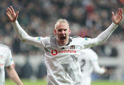 'Vida Beşiktaşta kalmak istiyor'