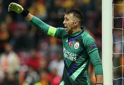Fernando Muslera gözünü Fenerbahçenin rekoruna dikti