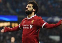 Liverpooldan Salah paylaşımı