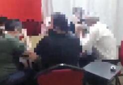 Eskişehir'de şok baskın 13 kişi kumar oynarken yakalandı