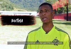 Fenerbahçenin de ilgilendiği Caio Roqueyi yakından tanıyoruz...
