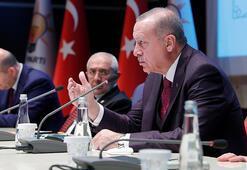 Son dakika   Cumhurbaşkanı Erdoğanın masasındaki anket İşte sonuçlar...