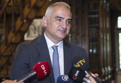 Bakan Ersoy: Hatlar açıldığında tercih edilecek ülkelerin başında Türkiye gelecek