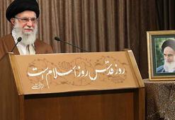 İran'ın dini lideri Hamaney'den siyonizm için 'corona virüs' benzetmesi