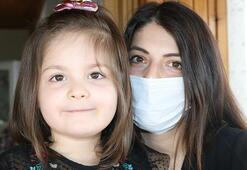 Corona virüsü yenerek kızıyla kucaklaşan anne konuştu