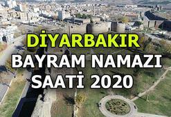 Diyarbakırda bayram namazı saat kaçta Diyarbakır bayram namazı saati 2020