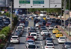 Son dakika haberi: Kısıtlamaya saatler kala İstanbul trafiğinde son durum