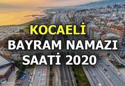 Bayram namazı saat kaçta Kocaelide bayram namazı saati 2020