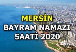Mersinde bayram namazı saat kaçta kılınacak Bayram namazı saati 2020