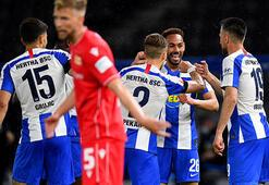 Hertha Berlin - Union Berlin: 4-0