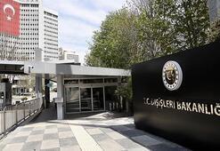 Dışişleri Bakan Yardımcısı Kaymakcı: Corona krizi, Türkiye ve AByi  daha da yakınlaştırdı