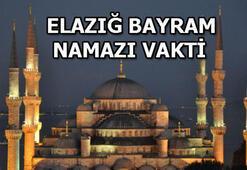 Elazığda bayram namazı ne zaman kılınacak 24 Mayıs Pazar Elazığ bayram namazı vakti saat kaçta 2020