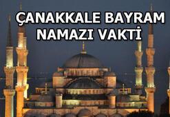 Çanakkalede bayram namazı ne zaman kılınacak 24 Mayıs Çanakkale bayram namazı vakti (saati) kaçta 2020