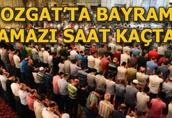Yozgatta bayram namazı saat kaçta kılınacak 24 Mayıs Yozgat Bayram namazı vakti belli oldu 2020