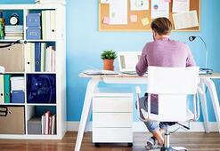 Evden çalışanlara  fonksiyonel mobilya