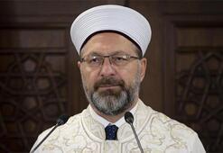 Diyanet İşleri Başkanı Erbaştan camide müzik açıklaması: Bu suçu işleyenler...