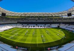 Vodafone Park Süper Lige hazır mı Canlı yayında açıkladı...