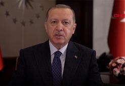 Son dakika... Cumhurbaşkanı Erdoğandan bayram mesajı: Tüm gücümüzü seferber ettik