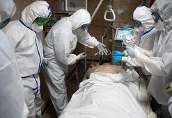 Rusyada corona virüs vaka sayısı 335 bini aştı