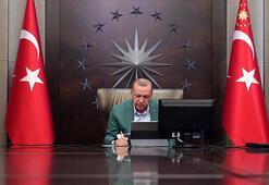 Son dakika Cumhurbaşkanı Erdoğanın bayram mesajı, tebrik mektubu olarak tüm vatandaşlara gönderildi